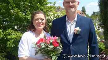 Beuvry: le mariage de Bruno et Angélique - La Voix du Nord