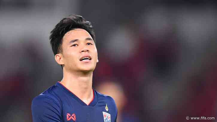 Sarachat: My goal is to help Thailand qualify for the World Cup