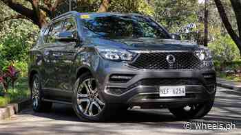 SsangYong Rexton - Balancing act with luxury - PhilStar Wheels - Wheels