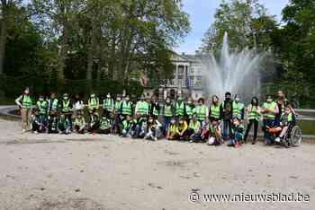Vierdeklassers ontdekken Brussel