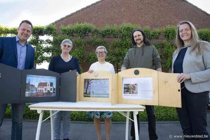 Vertelplaten over Beernemse dorpen nemen ouderen terug mee in de tijd
