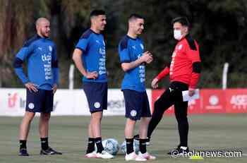 Berizzo cita a Julio Enciso, de 17 años, para enfrentar a Uruguay y Brasil - Hola News