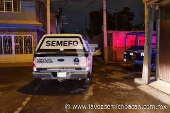 "Matan a ""El Layo"", a unos días de haber salido de un centro de rehabilitación, en Zamora - La Voz de Michoacán"