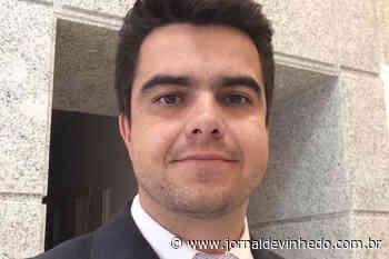 Dario anuncia Renato Romanetto como secretário de Cultura - Jornal de Vinhedo