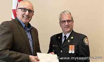 Kawartha Lakes fire chief extinguishes distinguished career - mykawartha.com