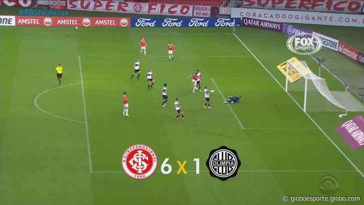Olimpia inicia reformulação para reencontro com o Inter nas oitavas da Libertadores - globoesporte.com