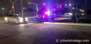 Motociclista resulta herido tras accidente en Tizayuca - Criterio Hidalgo