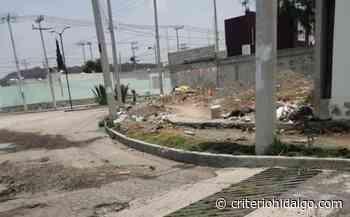 Vecinos ocupan predio de Haciendas de Tizayuca para tirar basura, acusan - Criterio Hidalgo