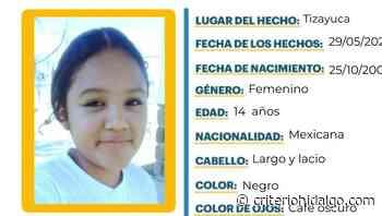 Se busca a Z. A. R. A., se extravió en Tizayuca - Criterio Hidalgo