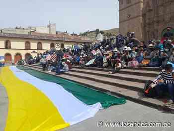 Pobladores de Sandia y Putina exigen ejecución de importante vía - Los Andes Perú