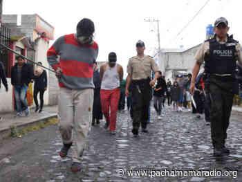 Retienen y castigan a un hombre acusado de robar celular en Putina - Pachamama radio 850 AM