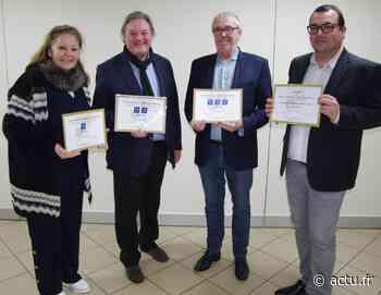 L'Union commerciale Pacy Val'Eure de Pacy-sur-Eure remporte un trophée national - actu.fr