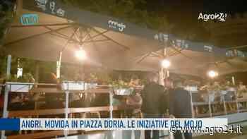 VIDEO – Angri. Movida e recupero in Piazza Doria: le iniziative del Mojo - Agro24
