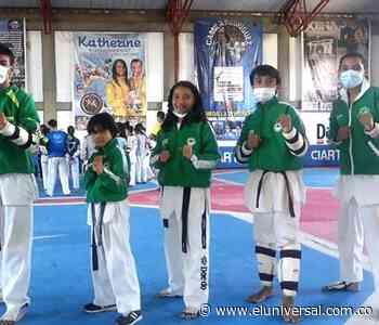 Tolú será sede de los campeonatos infantil, cadete y junior de taekwondo - El Universal - Colombia