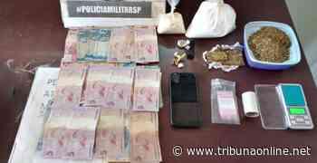 Em Taquaritinga (SP): Jovem é preso por tráfico de drogas no CAIC - Tribuna On Line