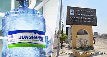 Junghanns hostiga a vecinos de Tlaxcalancingo, acusan - Ángulo 7