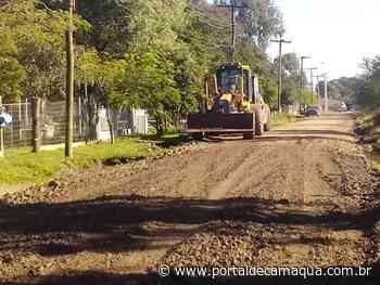Secretaria Municipal de Infraestrutura Urbana e Rural de Uruguaiana realiza diversas ações de 24 a 28 de maio - Portal de Camaquã