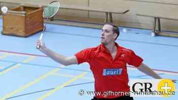 Friedenstab wünscht sich einheitliche Zählweise im Badminton - Gifhorner Rundschau