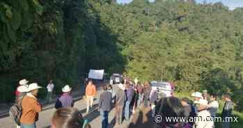 Persisten protestas en carreteras Actopan-Ixmiquilpan y Metepec-Tenango: SSPH - Periódico AM