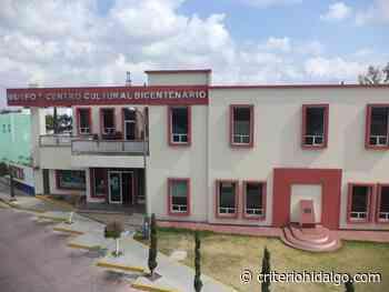 Demolerán Museo y Centro Cultural Bicentenario Actopan debido a falla estructural - Criterio Hidalgo