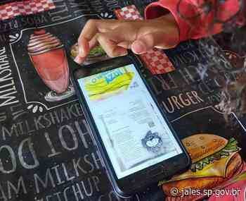 Escolas Municipais de Jales disponibilizam Biblioteca Virtual para alunos da rede – Jales - Saúde – Prefeitura Municipal de Jales