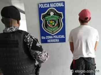 Detienen en Chitré a hombre que portaba arma - El Siglo Panamá