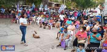 Colonos de Las Guacamayas, apoyan a Silvia Estrada - El Diario Visión