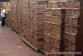 Cerca de mil toneladas de panela se encuentra acopiadas en el sur del Huila - Alerta Tolima