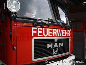Feuerwehr rückt in Steinhagen wegen angebranntem Essen aus - Radio Gütersloh