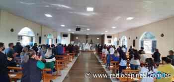 Bairro Navegantes inaugura a nova capela Nossa Senhora Aparecida - Rádio Capinzal