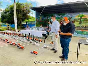 En La Concepción, Bugaba, entregaron cien cortagramas - Chiriquí - frecuenciainformativa.com