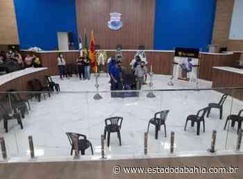Municípios Brumado: Corpo de presidente da Câmara é velado no plenário - Rahiana