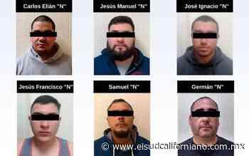 Prisión a 6 municipales por homicidio doloso en Guerrero Negro - El Sudcaliforniano