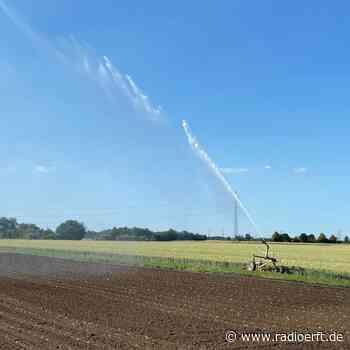 Bedburg: Landwirte lassen Brunnen bohren - radioerft.de
