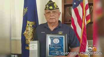 Family Of Montebello Army Veteran Pete Ramirez Honor A Life Of Service and Duty After His Passing - CBS Los Angeles