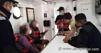 Rescatan a pareja de velero a la deriva en Guerrero Negro - ELIMPARCIAL.COM