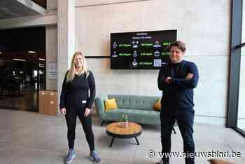Klaar voor opening: CO2-waarden in Mortselse fitness zijn live te checken - Het Nieuwsblad