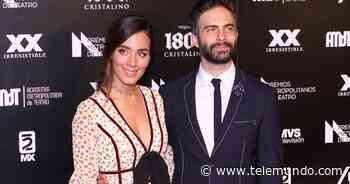 Osvaldo Benavides demostró lo enamorado que está de Esmeralda Pimentel - Telemundo