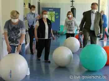 Rehazentrum behandelt Long-Covid-Patienten - GZ Live