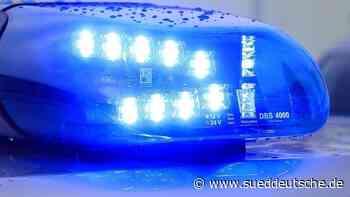 Polizei findet bei Mann falsch gelagerte Munition - Süddeutsche Zeitung