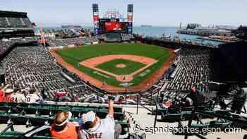 San Francisco Giants celebrará Pride Month en camisas y gorras el sábado ante Chicago Cubs - ESPN Deportes