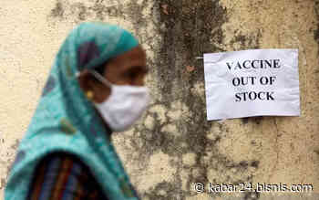 India Kekurangan Vaksin Covid-19, Mumbai Tutup Semua Pusat Vaksinasi - Bisnis.com