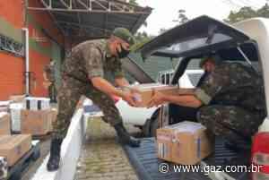 Hospitais de Rio Pardo e Vera Cruz recebem novo lote de medicamentos do kit intubação - GAZ