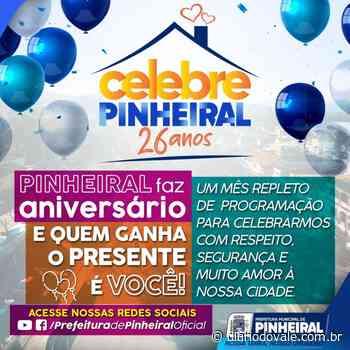 Pinheiral comemora aniversário de emancipação durante o mês de junho - Diario do Vale