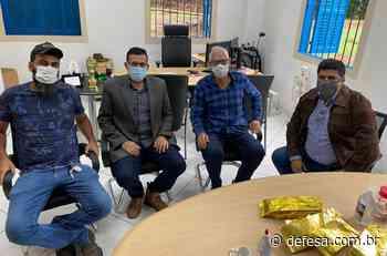Prefeito visita Campus da IFRJ, em Pinheiral, para conhecer cursos que poderão ser implantados em Itatiaia - Defesa - Agência de Notícias