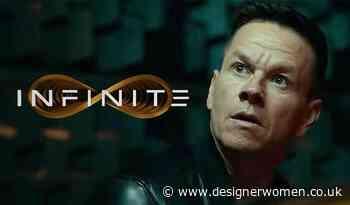 """Infinite"": Mark Wahlberg prints psychedelic movie poster in ""Matrix"" style; Check! - Designer Women"