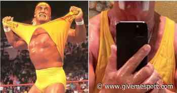 WWE legend Hulk Hogan is still ripped even at 67 - GIVEMESPORT