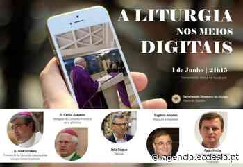 Viana do Castelo: «A Liturgia nos meios digitais» é tema de simpósio online (2021-06-01) - Agência Ecclesia
