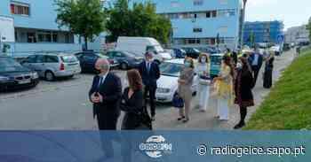 Viana do Castelo: Secretária de Estado da Habitação visitou intervenção em Bairro em Darque - Diário Digital