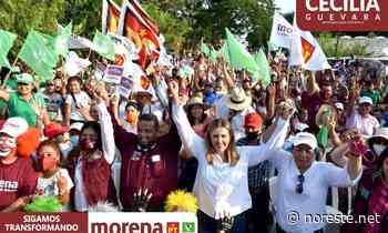 Coatzintla ya tiene la fórmula y ya decidió: Cecilia Guevara - NORESTE